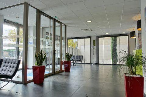 Lagrange-Apart-HOTEL-Lyon/レセプション