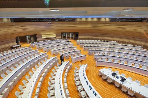 Palais-des-Nations/会議場