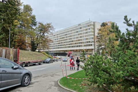Palais-des-Nations/集合場所の建物