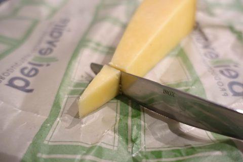 Cantalチーズの味