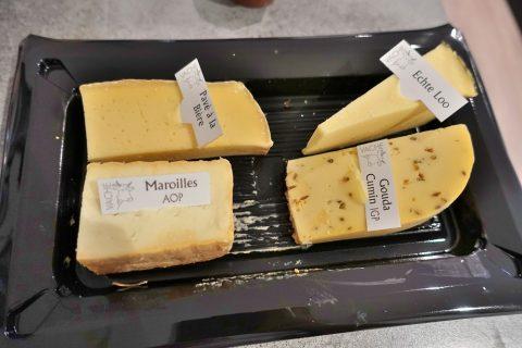 フランスのチーズは臭い