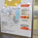 ジュネーブ空港から市内へのアクセスが無料!お得な発券機の使い方