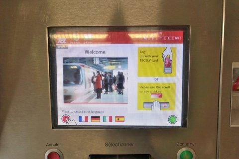 lyon-metro-tram/券売機の画面操作方法