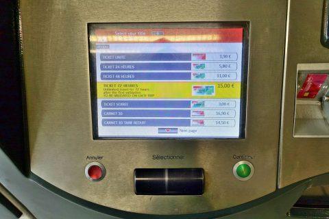 lyon-metro-tram/チケットの種類