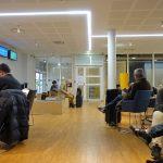 リヨン・パールデュー駅SNCFラウンジの場所に注意!無料の待合室もある