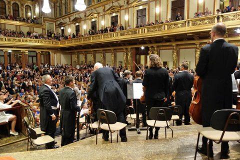musikverein/ウィーンフィル定期演奏会