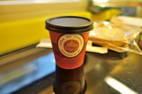 tgv-lyria-lyon-geneva/コーヒー
