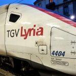 TGV-Lyria 乗車レポート!【1等車】シートとビュッフェカー(リヨン~ジュネーブ)