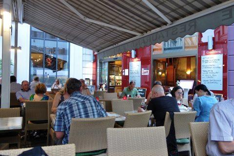 Cafe-Restaurant-GUTENBERG/客層