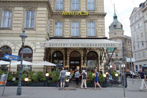 Cafe-Schwarzenberg/場所
