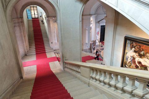 Musee-d-art-et-d-histoire-geneva/大階段