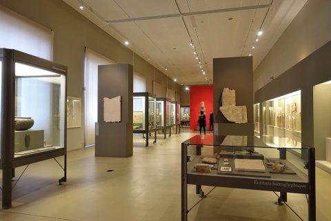 Musee-d-art-et-d-histoire-geneva/考古学