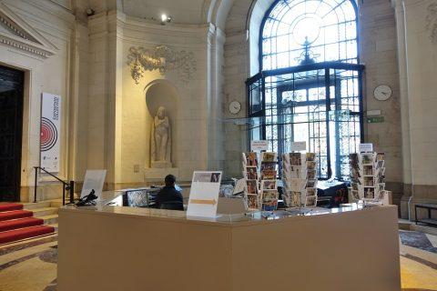 Musee-d-art-et-d-histoire-geneva/エントランスホール