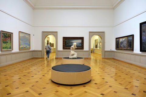 Musee-d-art-et-d-histoire-geneva/展示エリア