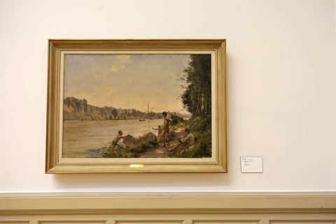 Musee-d-art-et-d-histoire-geneva/風景画