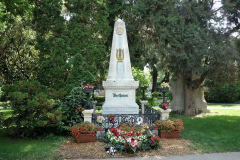 Wiener-Zentralfriedhof/ベートーヴェンの墓