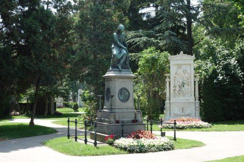 Wiener-Zentralfriedhof/モーツァルトの記念碑
