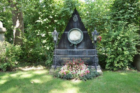Wiener-Zentralfriedhof/シュトラウス1世
