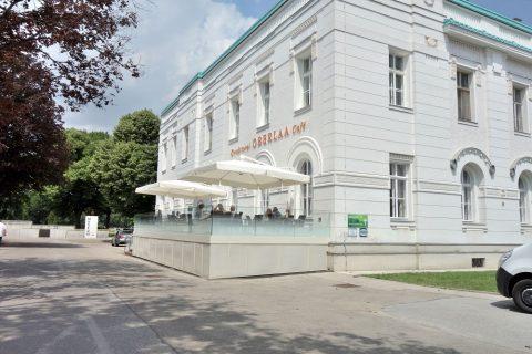 Wiener-Zentralfriedhof/カフェ