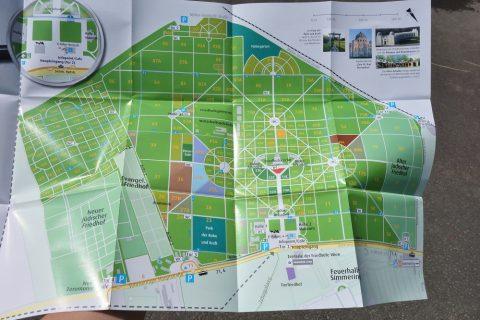 Wiener-Zentralfriedhof/MAP