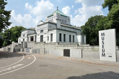 Wiener-Zentralfriedhof/博物館