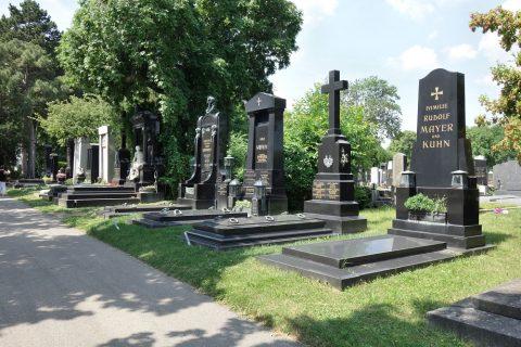 Wiener-Zentralfriedhof/著名人の墓