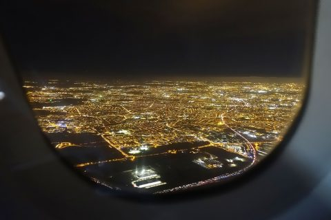 airfrance-businessclass-paris-london/夜景