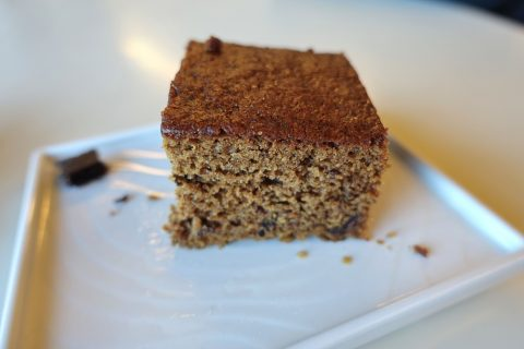 airfrance-lounge-afternoon-snack/スポンジケーキ