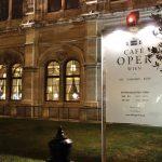 Café Oper Wien 国立オペラ座に併設のカフェ/23時まで営業で便利!
