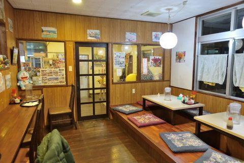 daiichi-syokudo-yagijiru/店内