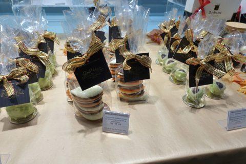 du-rhone-chocolatier-geneva/葉っぱのチョコレート