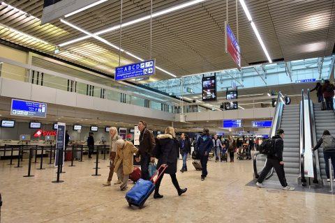 geneva-airport/出発ロビー