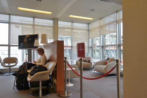 geneva-airport-lounge/ファーストクラスエリア