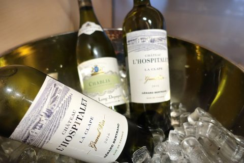 geneva-airport-lounge/ワイン