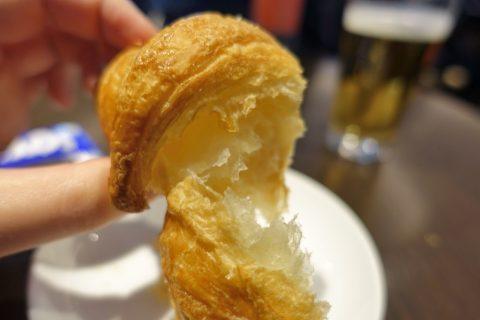 haneda-dp-lounge/クロワッサンの味
