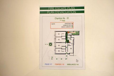 home-swiss-hotel/フロアマップ