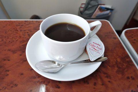 jal-firstclass-domestic-drinks/コーヒー
