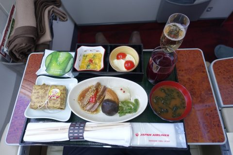 jal-firstclass-domestic-meals/1月下旬和食