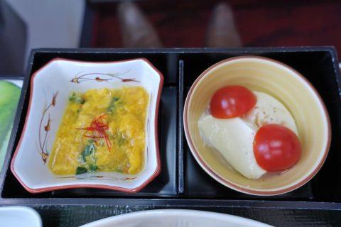 JAL機内食/和食の小鉢
