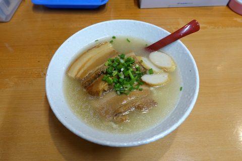 kariyushi-soba/三枚肉そば