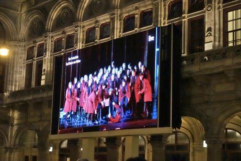 ウィーン国立オペラ座のライブ映像