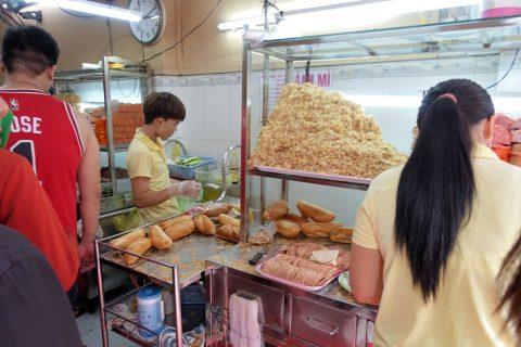 Huynh-Hoa-Banh-mi/手作り