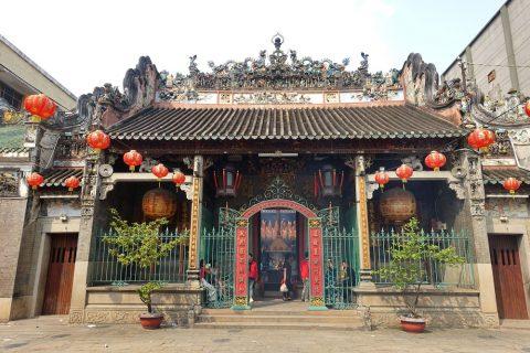 chua-ba- thien-hau/ベトナム最古