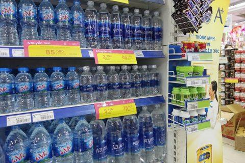 coop-mart-ho-chi-minh/水の価格