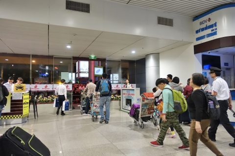 ho-chi-minh-airport/到着ロビー出口