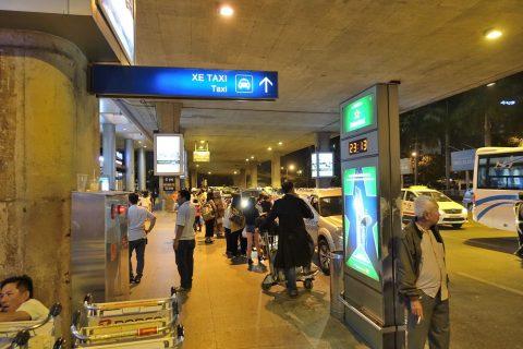 ho-chi-minh-airport/タクシー乗り場