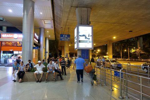 ho-chi-minh-airport/タクシースタンド