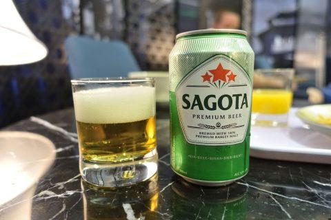 SAGOTAビール