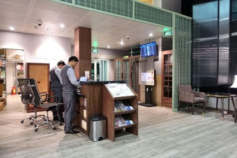 la-saigonnais-sasco-business-lounge/レセプション