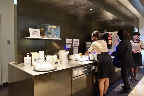 naha-airport-lounge-hana/ドリンクコーナー